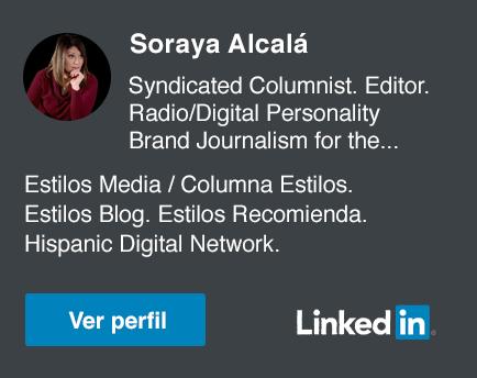Linkedin - Soraya Alcalá